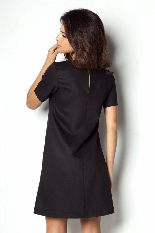 Sukienka Claudia - czarny