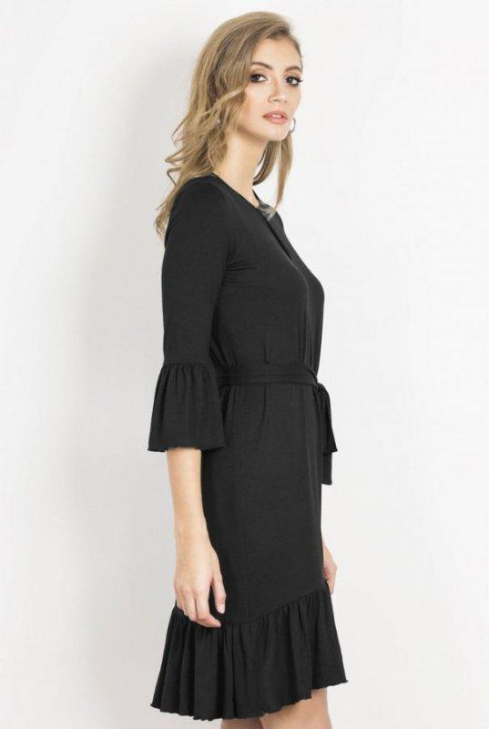 Sukienka Shira - czarny