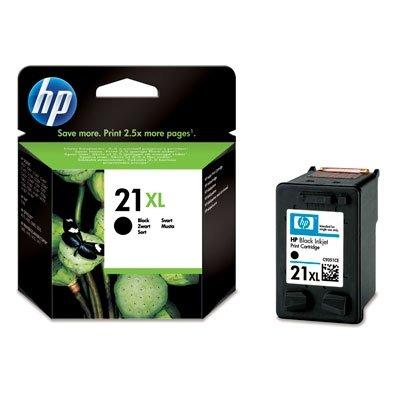 HP Inc. Tusz nr 21 Czarny XL C9351CE