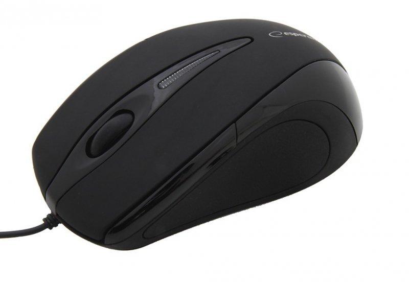Esperanza Mysz Optyczna EM102K USB SIRIUS