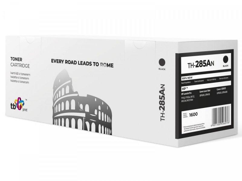 TB Print Toner do HP CE285A TH-285AN BK 100% nowy