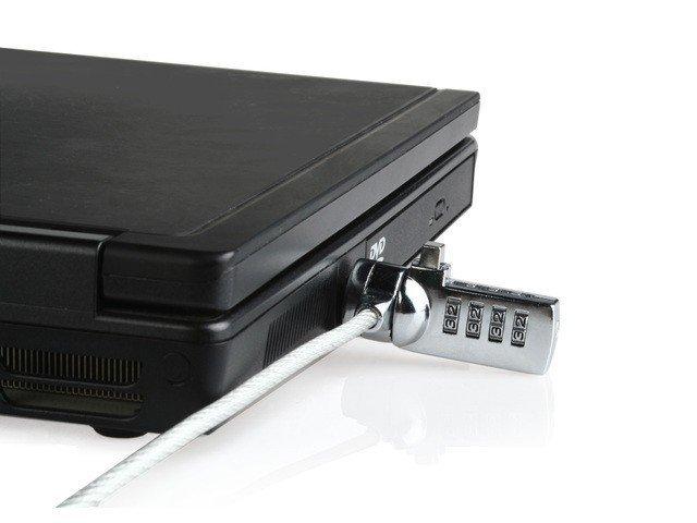 NATEC Linka zabezpieczajaca do notebooka LOBSTER CODE