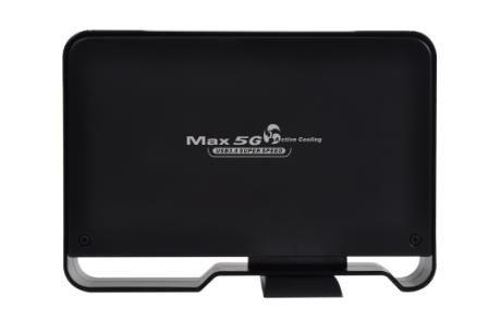 Thermaltake Obudowa na HDD - Max 5G Active 3,5'' USB 3.0, czarna