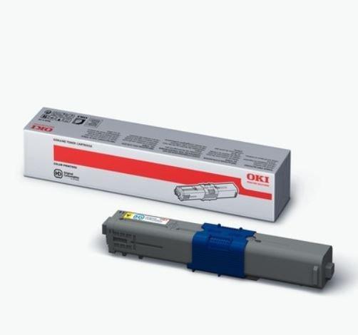 OKI Toner Żółty  5K  C510 C530 C561