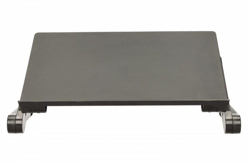 SilentiumPC Podstawka chłodząca/stolik pod NB'a - NT-L10 aluminium, czarny, 7~17''