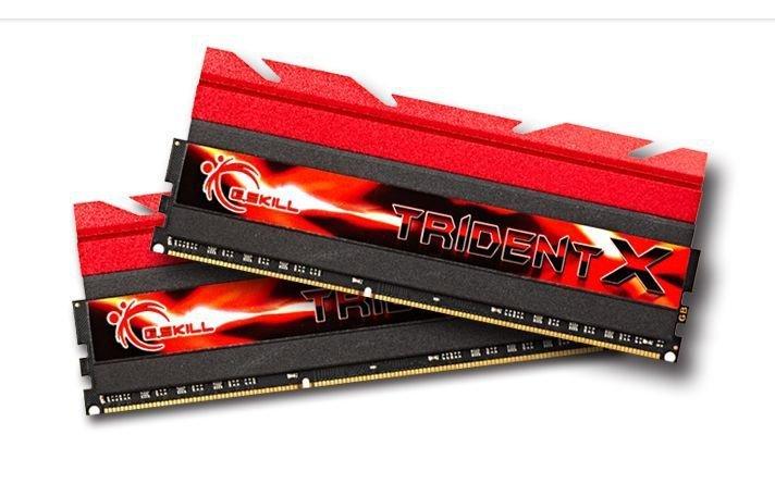 G.SKILL DDR3 8GB (2x4GB) TridentX 2400MHz CL10 XMP