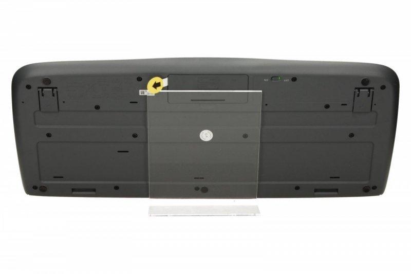 Logitech Zestaw klawiatura i mysz MK330 Bezprzewodowy  920-003999