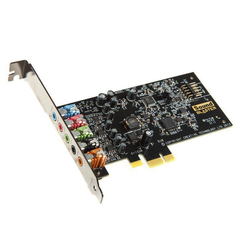 Creative Labs Creative SB Audigy FX PCIE karta muzyczna wew