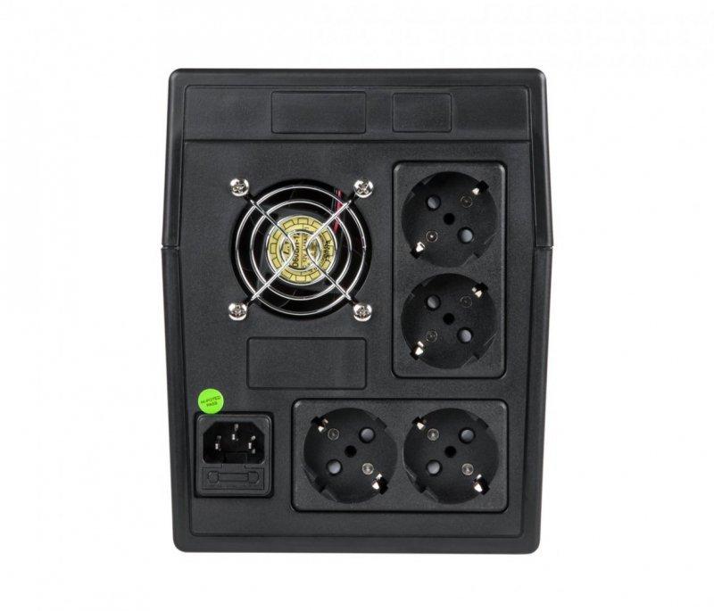 QUER UPS Quer model Micropower 2000 ( offline, 2000VA / 1200W , 230 V , 50Hz )