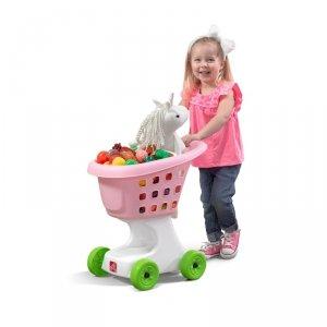 Step2 Wózek Sklepowy Na Zakupy Dla Dzieci