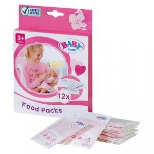 Baby Born Pokarm dla lalki - 12 sztuk