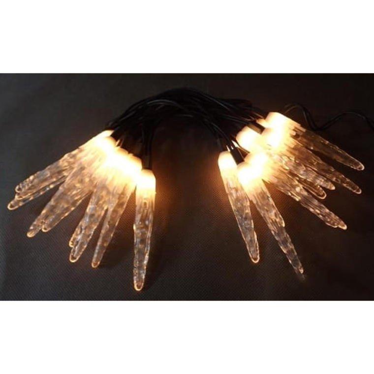 LAMPKI CHOINKOWE 20SZT SOPLE OSWIETLENIE CHOINKOWE
