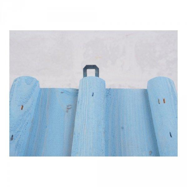 Budka lęgowa dla ptaków (Drewno/Kolor) - sklep z wiklina - zdjęcie 2