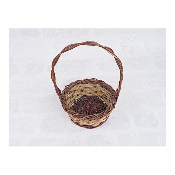 Koszyczek Wielkanocny (Wiklina/Sitowie) - Sklep z wiklina - zdjęcie 1