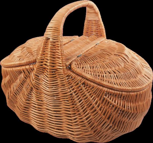 Kosz piknikowy (Indonezja) - sklep z wiklina - zdjęcie