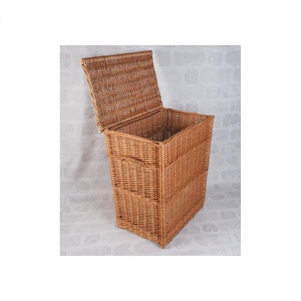 Kosz na ubrania (Hemper/50 cm) - sklep z wiklina - zdjęcie 1