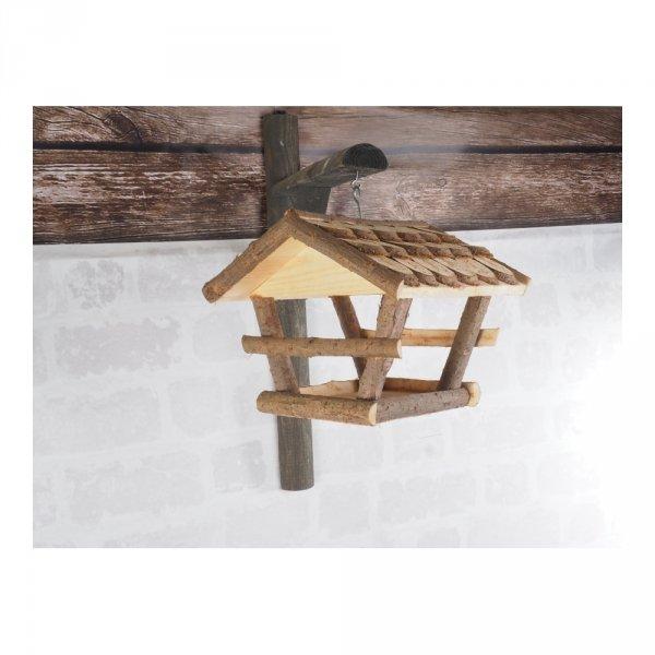 Karmnik dla ptaków (Łuska/Duży) - sklep z wiklina - zdjęcie 3