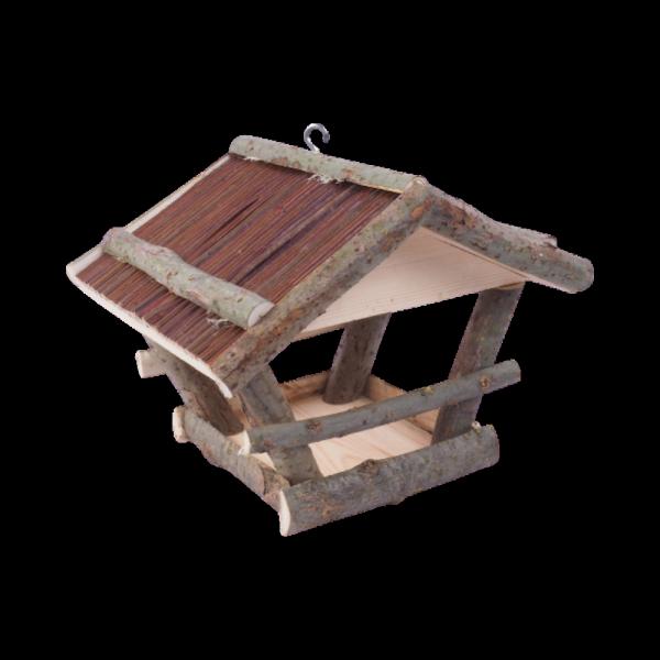 Karmnik dla ptaków (Patyczki/Duży)- sklep z wiklina - zdjęcie
