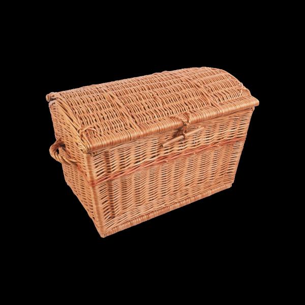 Kufer - kosz (Pirat/45cm)- sklep z wiklina- zdjęcie