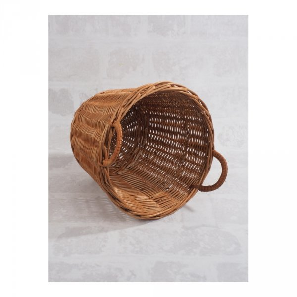 Osłonka na doniczkę 24cm - sklep z wiklina - zdjęcie 2