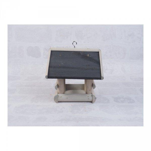Karmnik dla ptaków (Drewno/Mały) - sklep z wiklina - zdjęcia 2