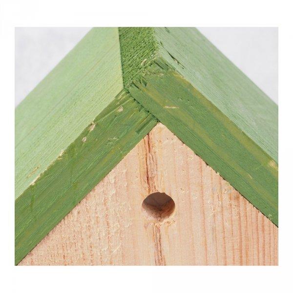 Ekologiczna budka dla owadów (wzór 2) - sklep z wiklina - zdjęcie 4