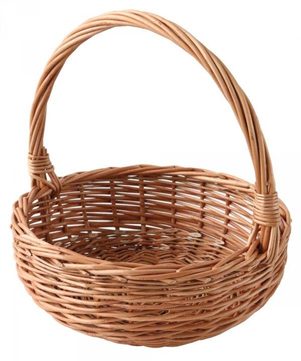 Koszyczek Wielkanocny (Owocowy/Pełny) - sklep z wiklina - zdjęcie