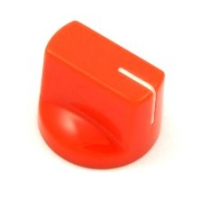 Gałka styl Fulltone, orange
