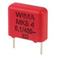 MKS4 1uF 400V Wima