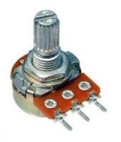 250k/B liniowy PCB standard
