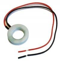 LED ring do przełączników 9V niebieski