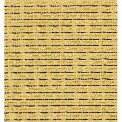 Grill Cloth Tan, Brown & Gold Fender (60x75)