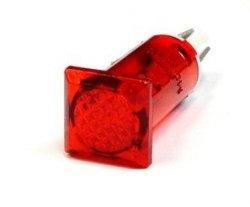 Lampka / kontrolka, czerwona x14B