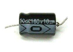 330uF/50V, osiowy Rubycon