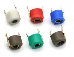 Trymer ceramiczny kondensator 12pF - 50pF