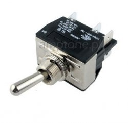Przełącznik dźwigniowy DPDT C3960 Arcolectric
