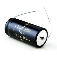 Kondensator 2200uF 25V F&T