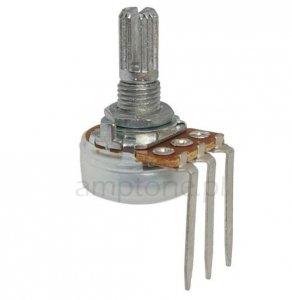 Alpha 100k/B liniowy PCB-V Long pins