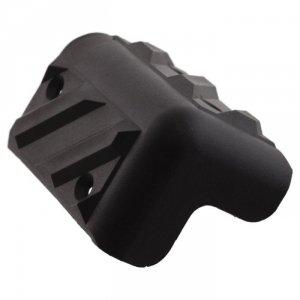 Narożnik czarny plastikowy mały