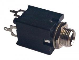 Gniazdo Jack 6,3mm stereo JCK602A