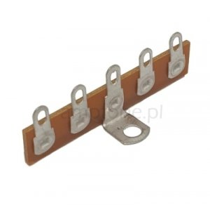 Terminal Strip 5pin 4P1L