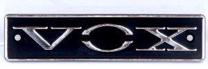 Logo VOX modern