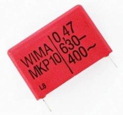 Kondensator MKP10 22nF 630V Wima