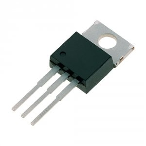 LM7809 regulator 9V