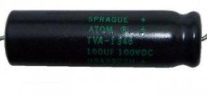 Vishay Atom 10uF 50V