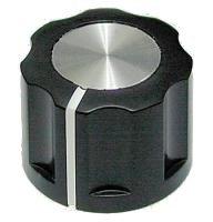 Gałka X5-16 czarna