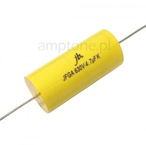 Kondensator JB 4,7uF 630V poliestrowy JFGA