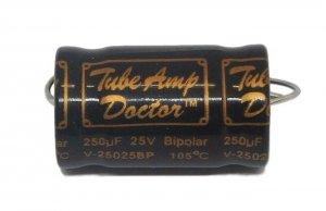 Kondensator Gold Cap 250uF 25V TAD Bipolarny