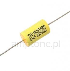 Kondensator TAD Mustard 33nF 630V