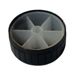 Gałka czarna 40mm